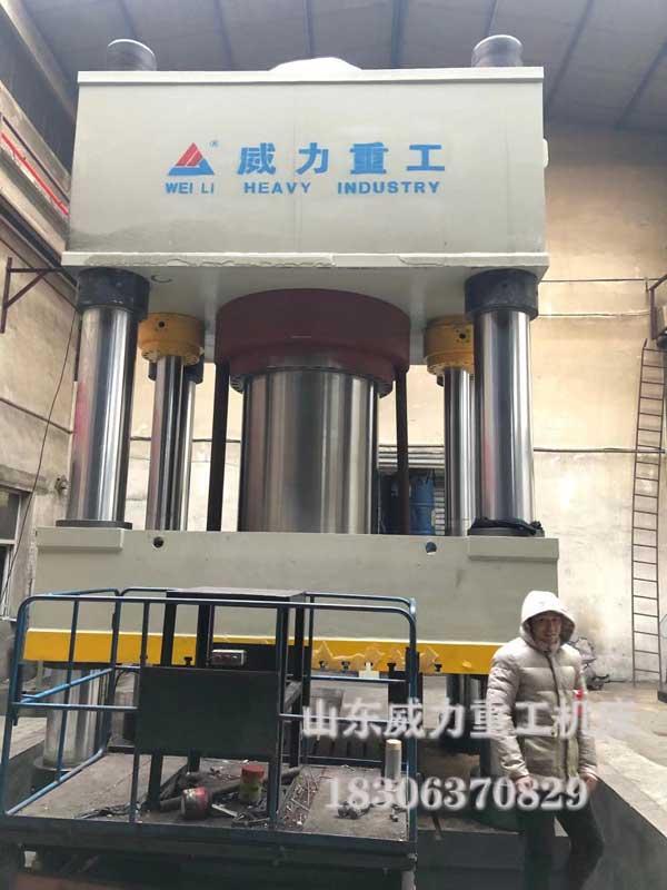 4000吨热压锻造油压机