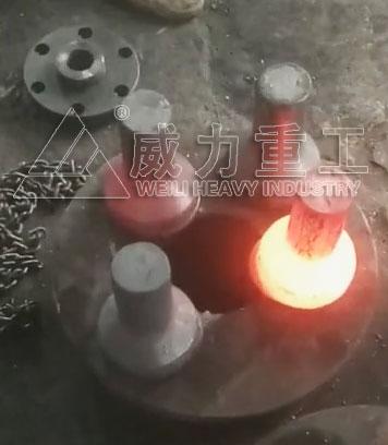 凿岩钎具热压成型产品