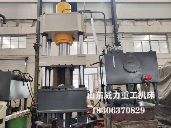 400吨四柱式热锻油压机